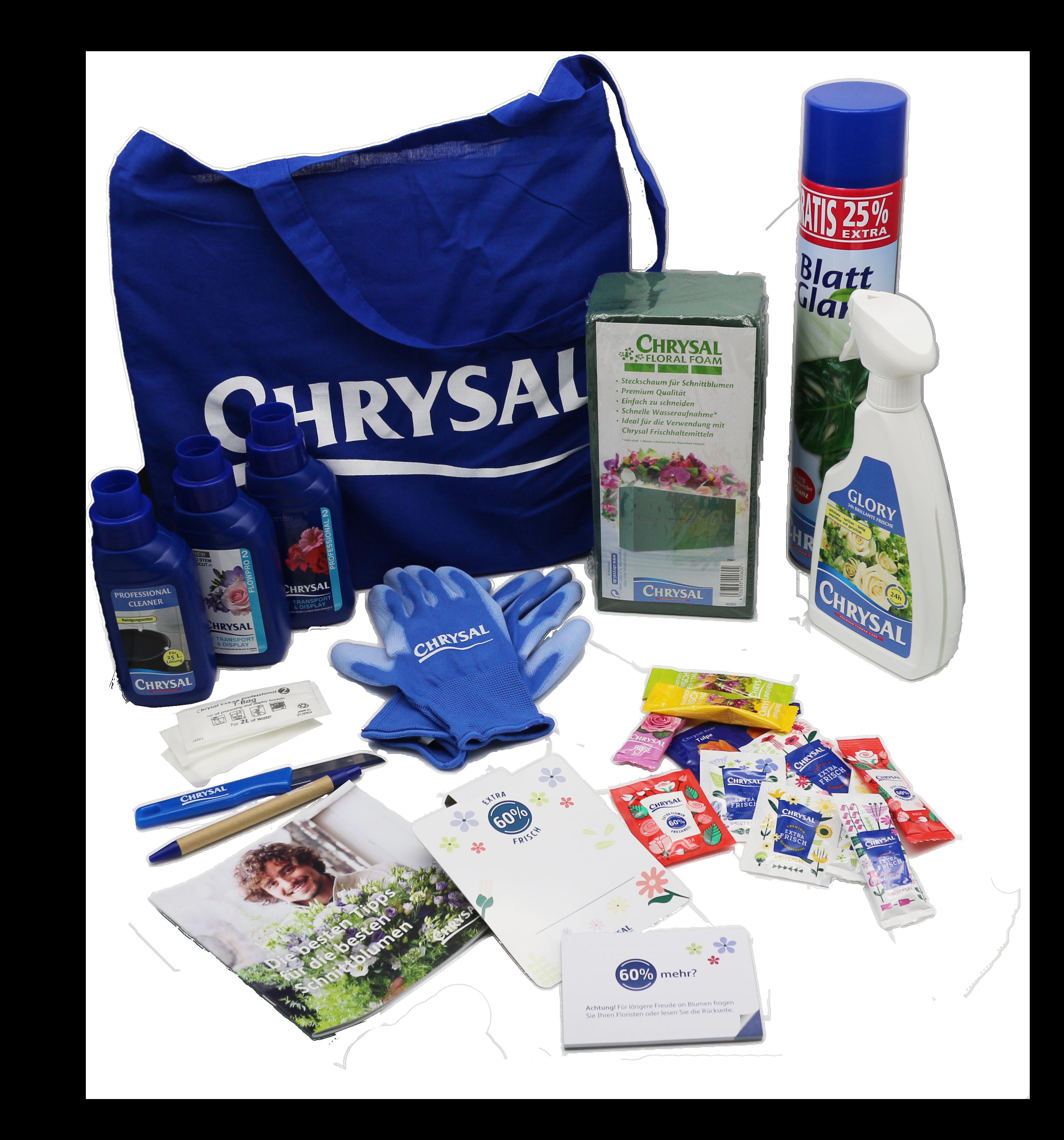 Chrysal Frischetasche